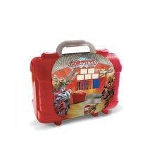 Multiprint Gormiti Valigetta Travel Kit con timbri