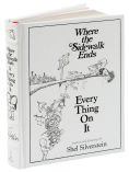 Where the Sidewalk Ends + Every Thing On It (Hardcover)