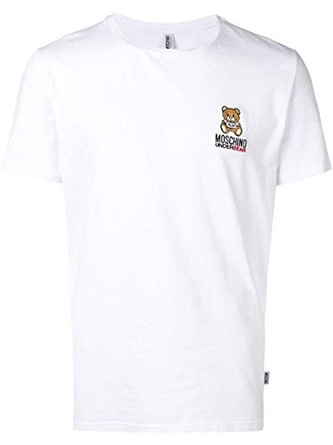 Moschino t-shirt uomo orsetto underwear (m)