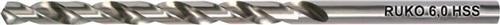 Mèche spirale en hSS dIN 340