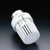 """Thermostat """"Uni LH"""" 7-28 C, 0 x 1-5,Flüssig-Fühler,verchromt, 1011469"""