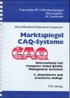 Marktspiegel CAQ-Systeme