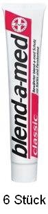 Blend-a-med Classic, 6er Pack (6 x 75 ml)