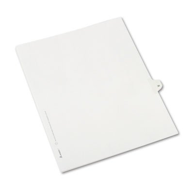 allstate-style-legal-side-tab-divider-title-35-letter-white-25-pack-sold-as-1-package