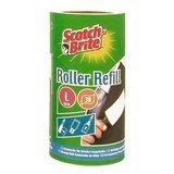 6-x-scotch-brite-fussel-roller-ersatzrolle-3m-fur-bekleidung-30-blatt-836rp-30