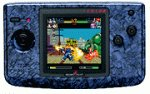 Neo Geo Pocket color Hardware - Stone Blau - US