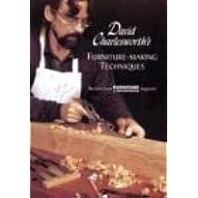 David Charlesworth's Furniture-Making Techniques - Volume 1