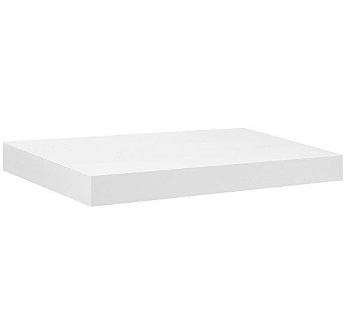 REGALRAUM Wandregal/Wandboard BOY | 57x30x5 cm - weiß