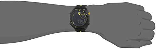 Scuderia Ferrari Reloj Analógico-Digital para Hombre Correa en Silicona 830552