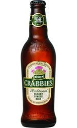 John Crabbie & Co - Traditional Cloudy Ginger Beer - 700ml