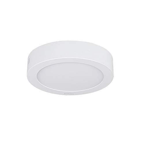 Diolumia - Plafonnier LED Rond 12W Blanc Froid 6000K - Equivalent 100W - 960lm - Ra≥80 - PF≥0.9 - Hublot LED - Panneau LED rond Monté en Saillie - Diam.174 * 40mm - Durée de vie 50 000h