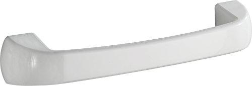 WENKO Badewannengriff Pure, Kunststoff, Weiß