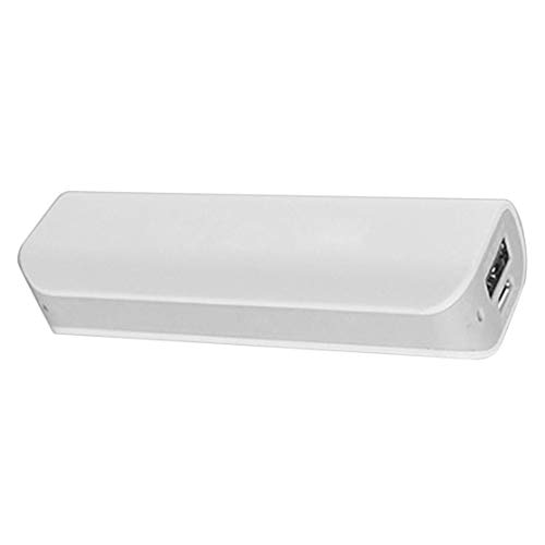 LouiseEvel215 Power Bank Shell Freies Schweißen USB Ports Power Bank PCB Ladegerät Fall DIY Kits Angetrieben Durch 2600 mAh 18650 Batterie -