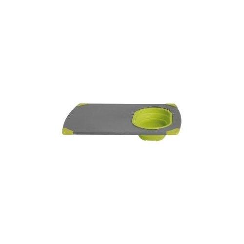Outwell 650117 Schneidebrett, Lime Green, 41 x 28 x 6 cm