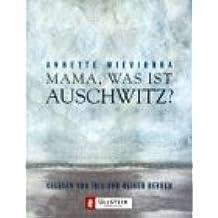 Mama, was ist Auschwitz?, 1 Cassette