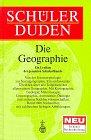 (Duden) Schülerduden, Die Geographie