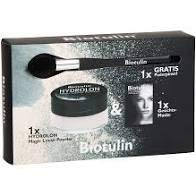 Biotulin - Make Up Set Hydrolon Magic Loose Powder 20g + Maske 8ml + Puderpinsel