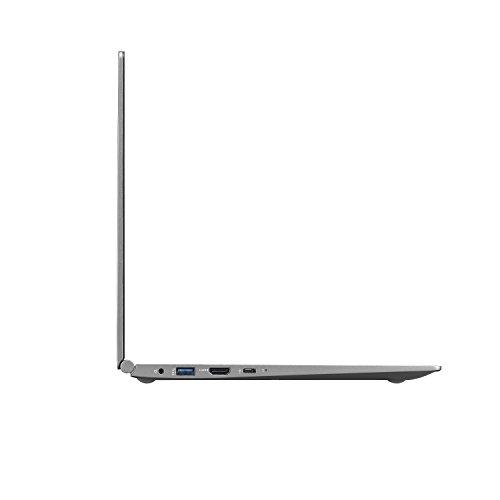 "LG Gram Laptop - 15.6"" Full HD Touchscreen, Intel 8th Gen Core i7, 16GB RAM, 256GB, 18.5 HRs Battery, USB Kind-C, - 15Z990-A.AAS7U1 (2019), Dark Silver Image 10"