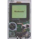 Nintendo Game Boy Pocket Konsole - Transparent