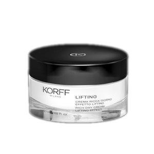 korff lifting crema ricca gg spf15