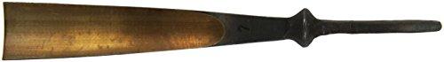 Stubai 500720 Couteau à Sculpteur, Or/Noir, 20 mm