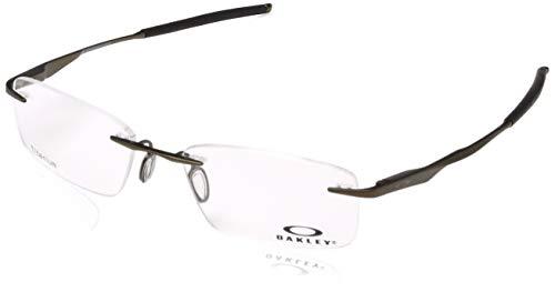 Ray-Ban Herren 0OX5118 Brillengestelle, Schwarz (Satin Pewter), 53