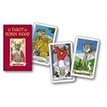 Tarot de Robin Wood with Book(s)