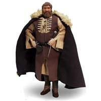 Sideshow Toys Monty Python y el Santo Grial El Rey de pantano castillo figura de acción