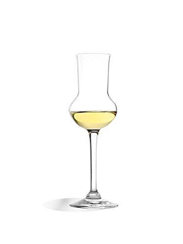 Servizio di 6 bicchieri da grappa stölzle lausitz, 87ml, come soffiati a bocca, lavabili in lavastoviglie, qualità premium