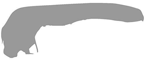 Hochlehner-Auflage auf Glas