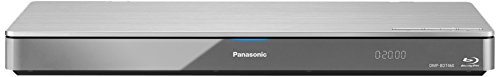 Panasonic BDT460 Lettore Blu-Ray 3D, Wi-Fi Built-In, 4K, Argento