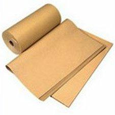 Preisvergleich Produktbild 1 Rolle braunes Packpapier<br/>B 60 cm x L 95 m<br />Standard-Qualität 70 g/m²<br/>Gewicht: 4 kg