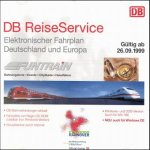Produkt-Bild: Kursbuch der Deutsche Bahn AG. Winter 1999 / 2000. CD- ROM