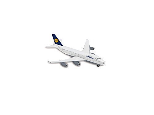 Majorette 212057980Q01 Airplane Boeing 747 Lufthansa Flugzeug