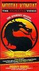 Mortal Kombat: Journey Begins [VHS] [Import USA]
