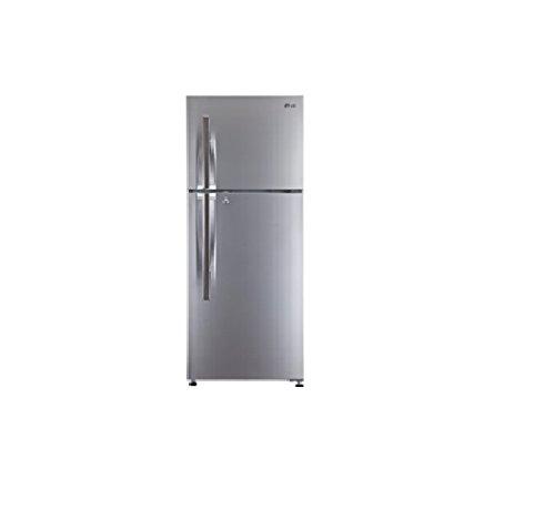 LG 310 L 4 Star Frost-Free Double Door Refrigerator (GL-M322RPZL,...