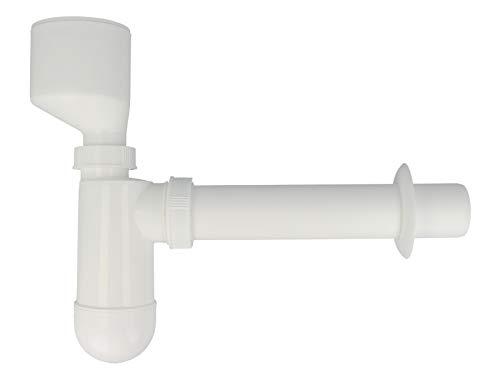 profizeug24 Urinal Ablauf Urinal Siphon Absaug Sifon DN 50 x 40