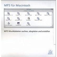MP3 für Macintosh, 1 CD-ROM