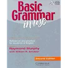 Basic Grammar in Use Without Answers: Reference and Practice for Students of English [With CD (Audio)]