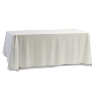 WHITE TABLE CLOTH LINEN CLOTH WE...