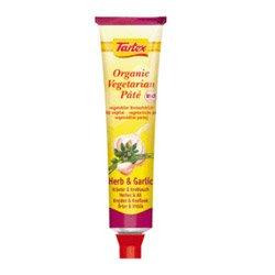 Tartex Yeast Pate Herbs & Garlic 200g (Pack of 12