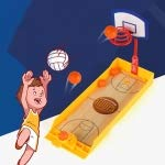 RISHIL WORLD Basketball Shooting Game Reduce Stress Toys Sports Table Game Toy for Kids