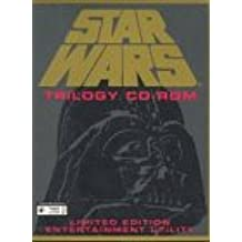 Star Wars Trilogy, 1 CD-ROM Limited Edition Entertainment Utility. For 6.0.7 or later and Windows 3.1 or later