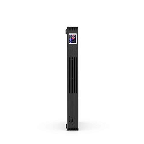 Jasbo Beamer TOUMEI Mini DLP Smart Projektor Video Android HD tragbar -