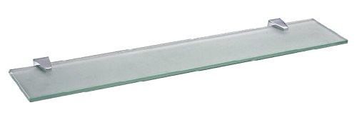 Modern design mensola in vetro per bagno con vetro