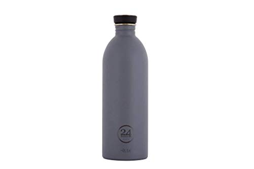 24Bottles Urban, Trinkflasche Unisex - Erwachsene, Formal Grey, 500 ml