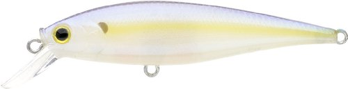 Lucky Craft Pointer 78Jerkbait, Chartreuse Shad