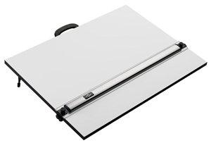 Alvin tragbar Parallel-Zeichenschiene Board 50,8x 66cm (PXB26) - Alvin Board