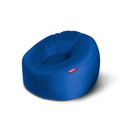 Fatboy® Lamzac O Luftsofa Petrol | Großes, aufblasbares Sofa/Liege/Bett in Petrol, Sitzsack mit Luft gefüllt | Outdoor geeignet | 110 x 103 x 62 cm