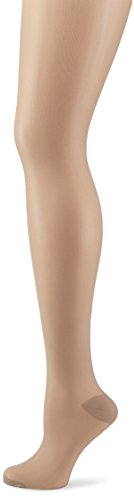 Hudson Damen Glanz Fein Strumpfhose Tradition 30 Comfort Size, Gr. 45/46 (Herstellergröße: 45/47), Braun (DIAMANT 0001) -